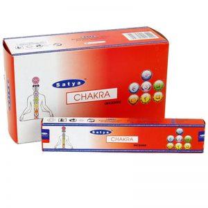 Encens Chakra