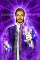 Maître Saint-Germain est un être multidimensionnel dans tous les plans de conscience dans des vibrations de Pur Amour. Il est devenu un Dieu sur terre. Il est vénéré par des milliers de personne.